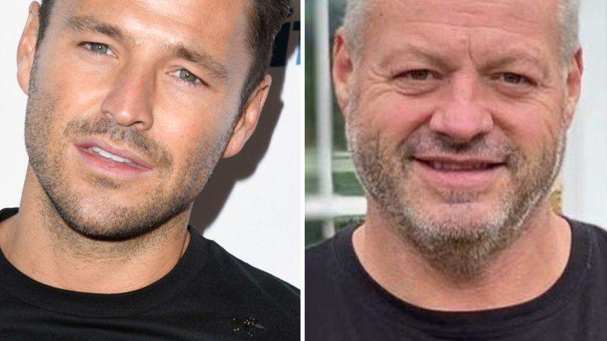 Mark Wright trauert um Ex-TOWIE-Co-Star Mick Norcross (†57)