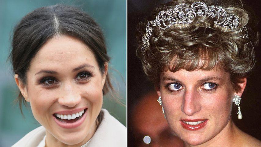 Wird Meghan zur Hochzeit das Diadem von Lady Di (†) tragen?