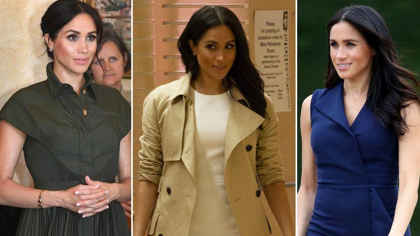Vier Tage Australien: Meghans Looks kosteten 18.000 Euro!