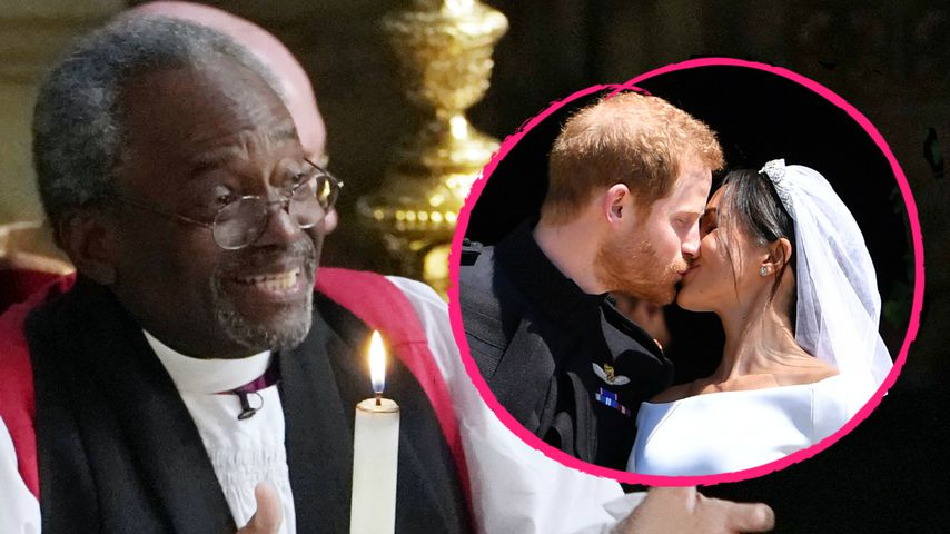 Harry & Meghans Bischof: Dann war er von der Liebe überzeugt