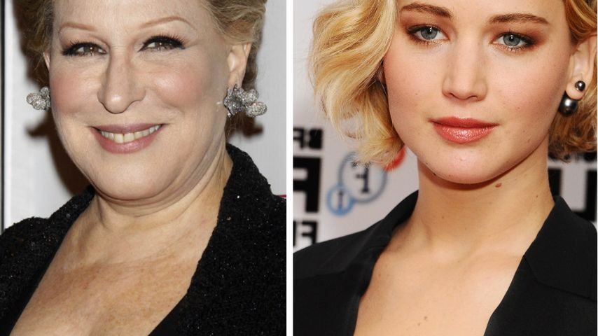 Bette Midler will Jennifer Lawrences Mutter spielen