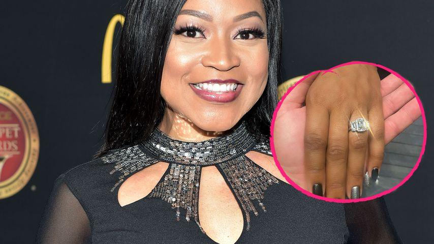 Ne-Yos Ex-Verlobte Monyetta Shaw ist wieder verlobt!