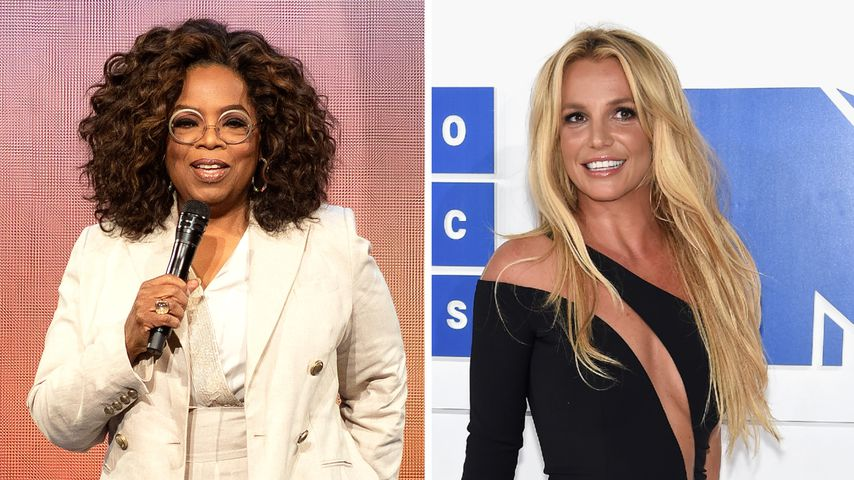 Nach Meghan: Verschafft Oprah auch Britney Spears Gehör?