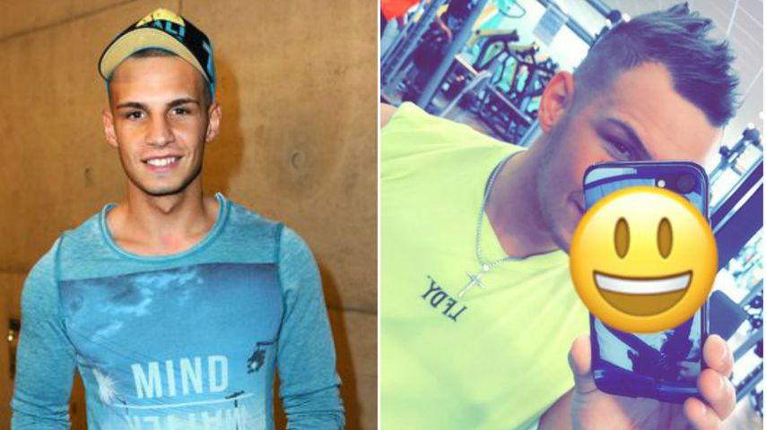 Weg mit der ollen Cappy: Pietros Fans lieben ihn mit Haaren!