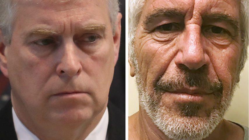 Ex-Model erhebt neue Vorwürfe gegen Epstein und Prinz Andrew