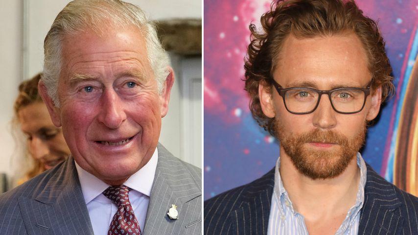 Filmkenner: Das besprach Prinz Charles mit Tom Hiddleston