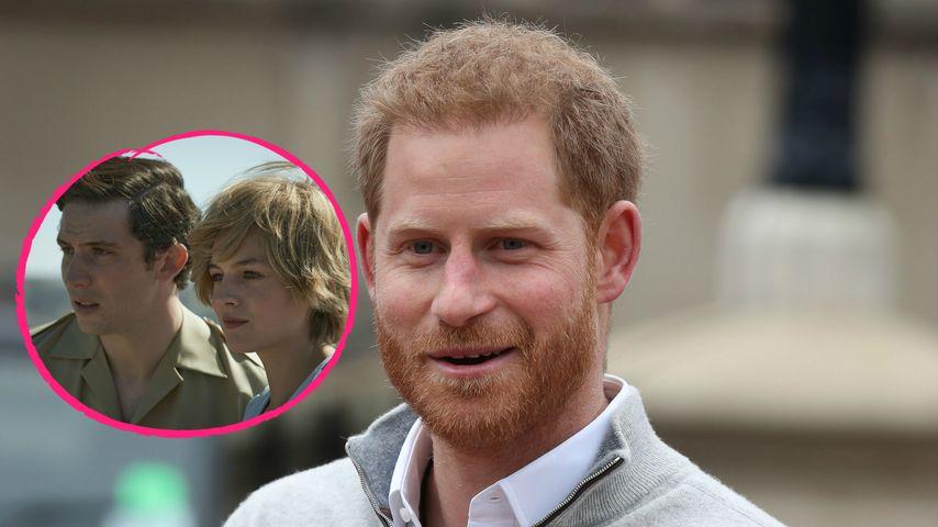 """Royal-Autor: Prinz Harry guckt """"The Crown"""" bis zu seiner Ära"""