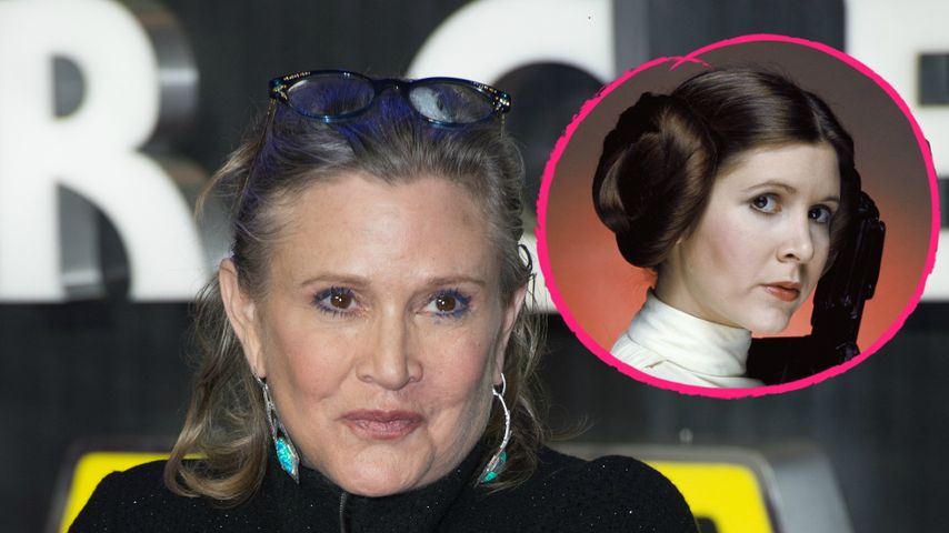 Schlecht gealtert? Shitstorm gegen Prinzessin Leia