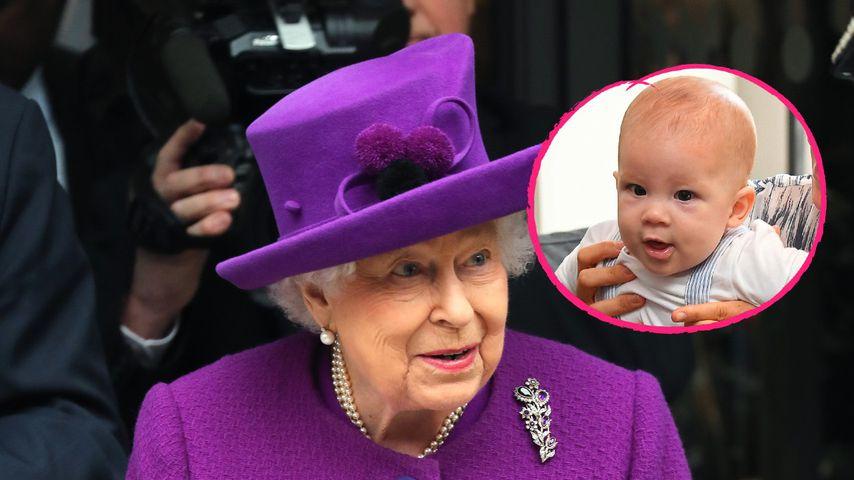 So süß gratuliert die Queen Archie zum zweiten Geburtstag!