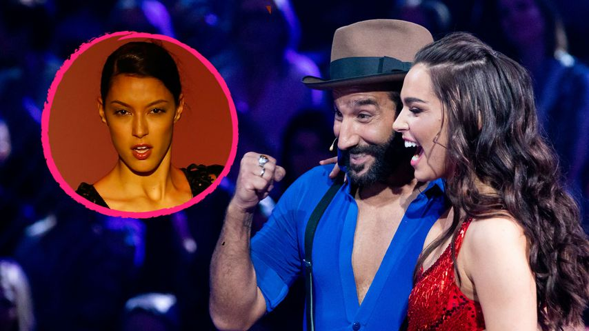 """Let's Dance"": Ob dieser Massimo-Spruch Rebecca trifft?"
