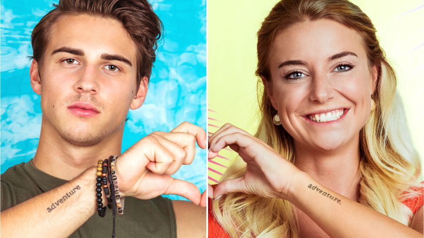 "Zufall? ""Love Island""-Janina hat gleiches Tattoo wie Neuling"