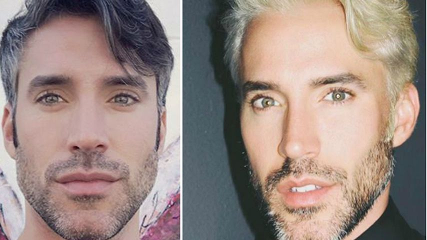 Frisur-Schock: Gay-Bachelor Rob Sepúlveda Jr. jetzt blond!