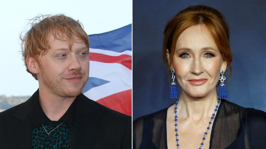 Rupert Grint sauer: Er äußert sich zu J.K.-Rowling-Gate!