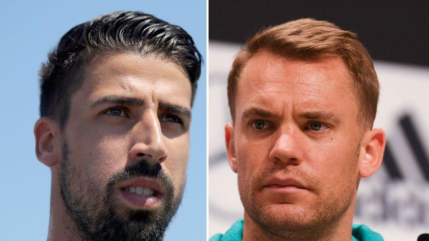 """Sami Khedira über WM-Pleite: """"Nur Manuel Neuer hat gekämpft"""""""