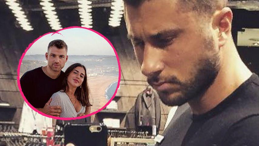 Das sagt Ex Roberto zur Liebe von Sarah Lombardi und Julian!