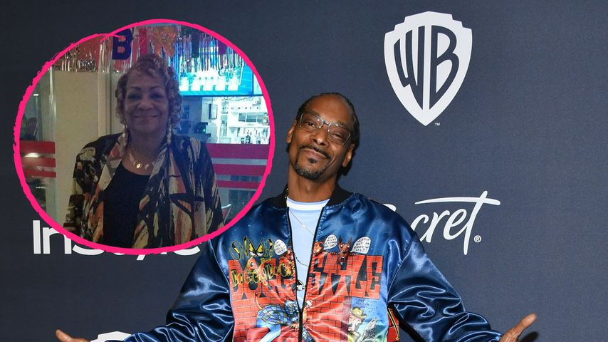 Rapper Snoop Dogg lässt seine Mama an ihrem 70. hochleben!