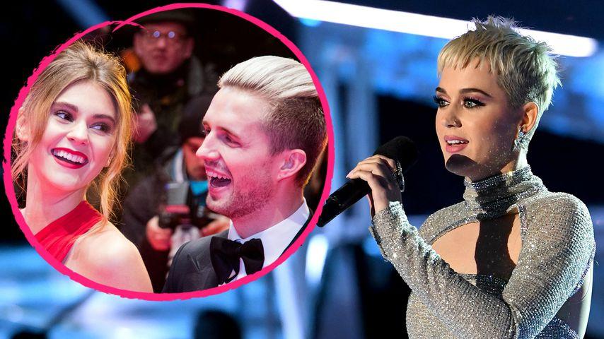 Stefanie & Marcus: Bei Katy Perry-Auftritt hat es gefunkt
