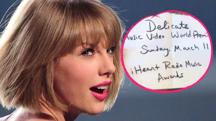 1. Hinweis: Taylor Swift veröffentlicht neues Musikvideo!