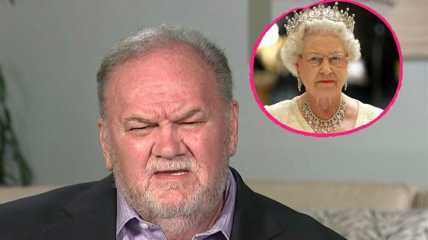 Meghans Vater sauer: Noch immer kein Treffen mit der Queen!