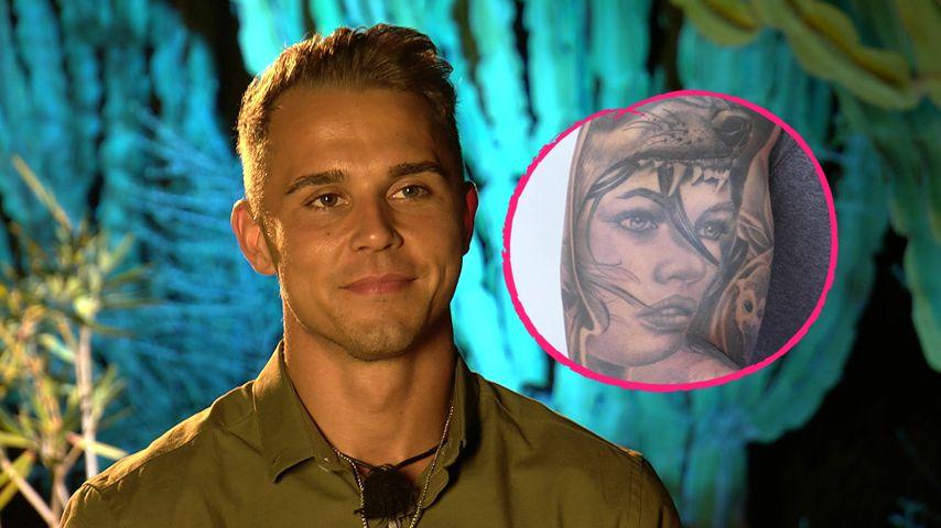 """Zufall? Jetzt spricht """"Love Island""""-Tobi über """"Laura-Tattoo"""""""
