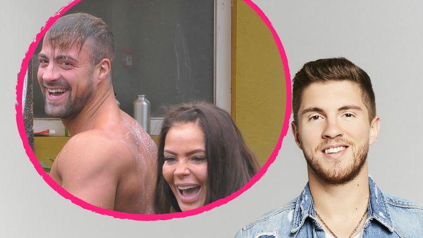Bei Promi BB: Amor Joey glaubt an Janine und Tobis Liebelei