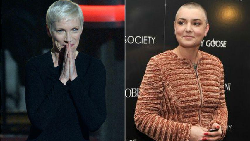 Annie Lennox fleht: Bitte helft Sinéad O'Connor endlich!