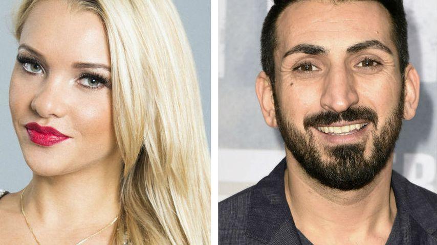 Bachelor-Evelyn & GZSZ-Mustafa: War ihr Flirt nur PR?