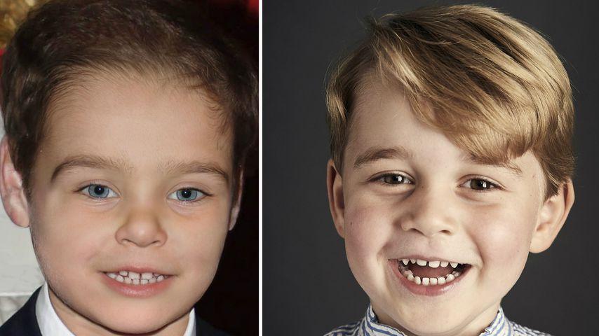 Prognose zu Harrys Kids: So falsch lagen Experten bei George