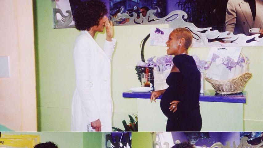Sechs Jahre nach Tod: Jada Pinkett Smith gedenkt Whitney!