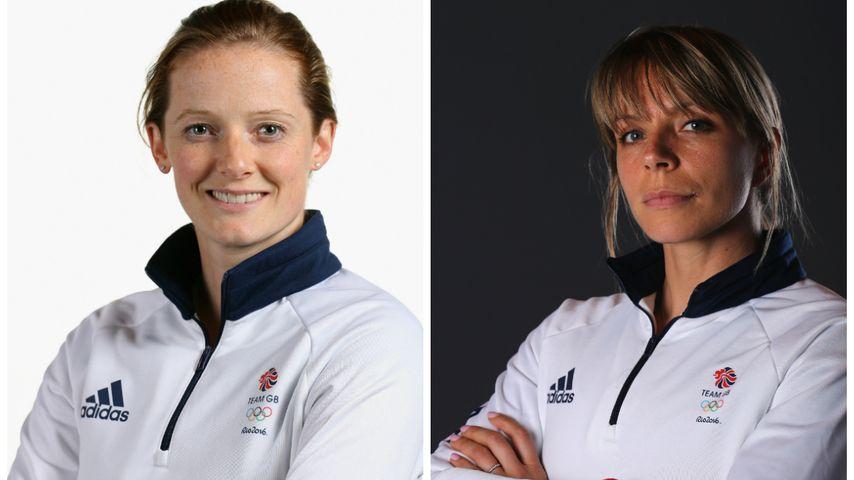 Hockey-Britinnen sind das erste lesbische Gold-Ehepaar
