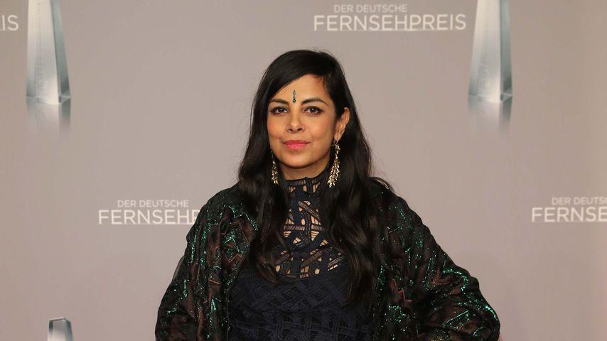Collien Ulmen-Fernandes beim Deutschen Fernsehpreis 2019