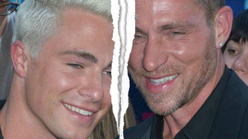 """""""Arrow""""-Colton Haynes: Scheidung sechs Monate nach Heirat"""