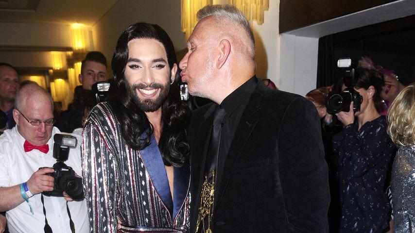 Conchita Wurst: So relaxt ist die Freundschaft mit Gaultier