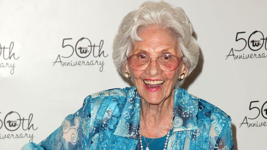 Mit 105 Jahren: Älteste Schauspielerin der Welt gestorben!