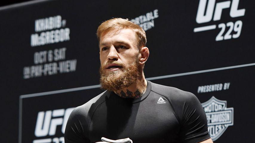 Conor McGregor, Sportler