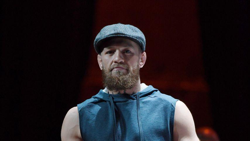 Für 4.000 Euro: MMA-Kämpfer Conor McGregor gibt Lokalrunde!