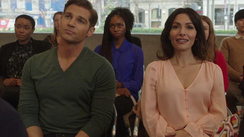"Cooper (Mike Vogel) und Billie (Sarah Shahi) in ""Sex/Life"""