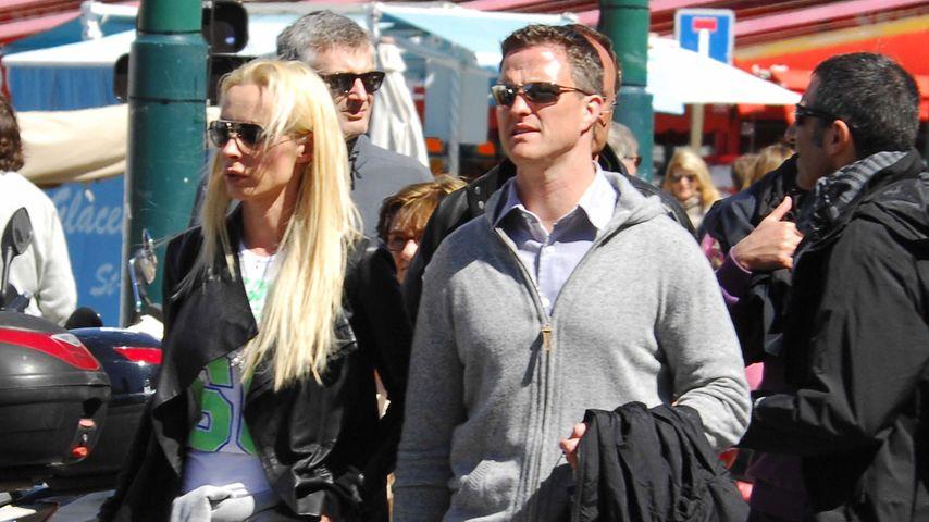 Cora & Ralf Schumacher: Trennungs-Marathon durch!