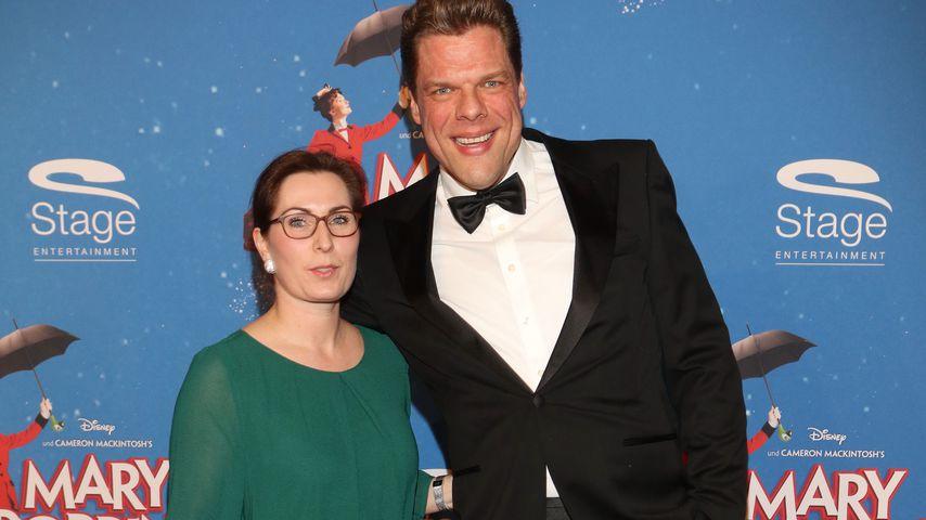 Tetje Mierendorf mit seiner Frau Cornelia