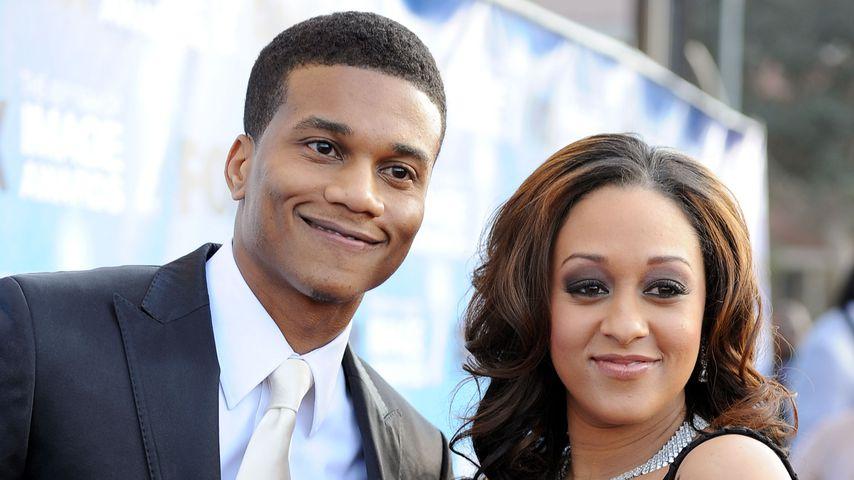 Cory Hardrict und Tia Mowry-Hardrict im März 2011 in Los Angeles