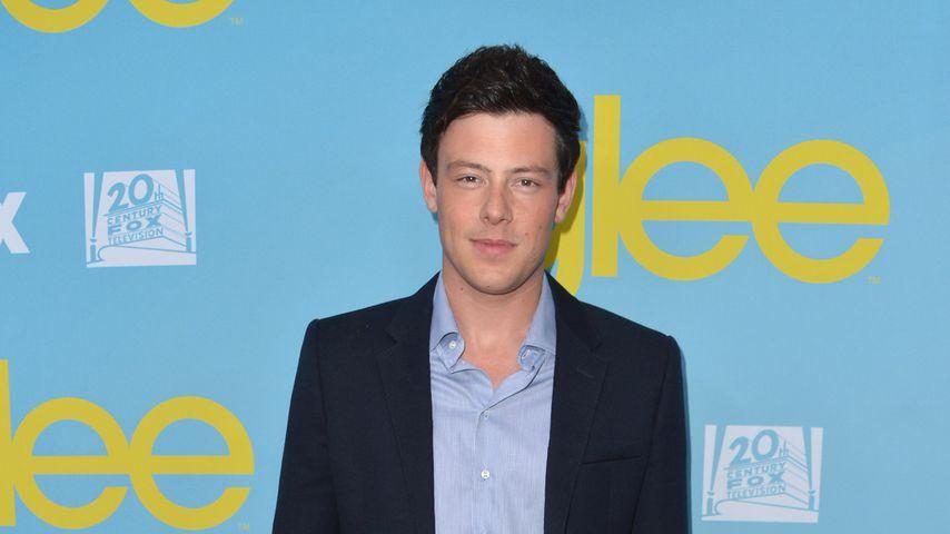 """Cory Monteith bei einem """"Glee""""-Screening"""