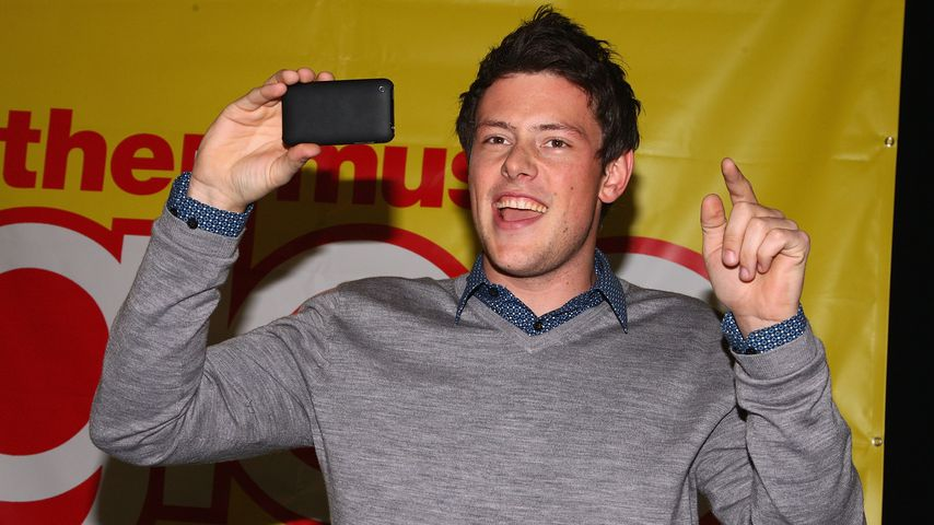 Cory Monteith im November 2009 in New Jersey