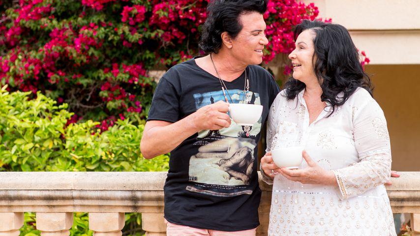 Costa und Ingrid Cordalis auf Mallorca
