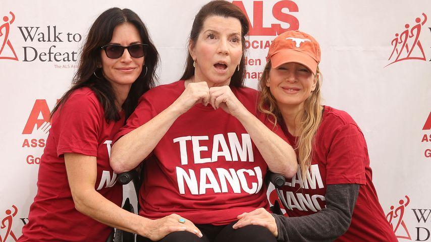 Courteney Cox, Nanci Ryder und Renee Zellweger bei einer ALS-Benefizveranstaltung