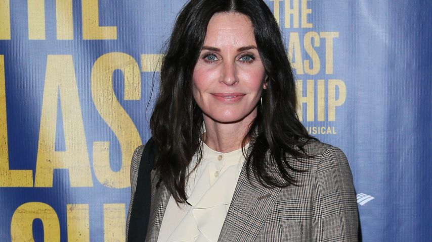"""Kann's kaum erwarten"": Courteney Cox in ""Scream 5"" dabei!"