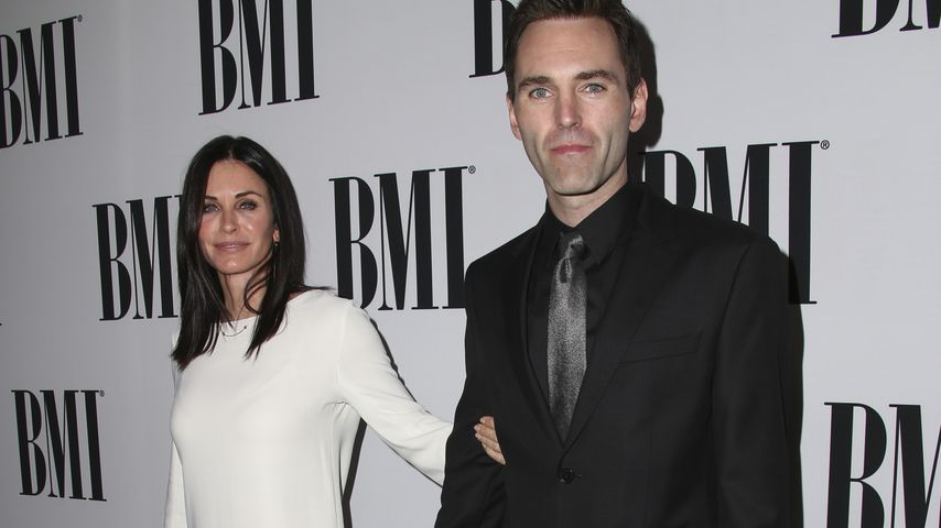 Courteney Cox und Johnny McDaid