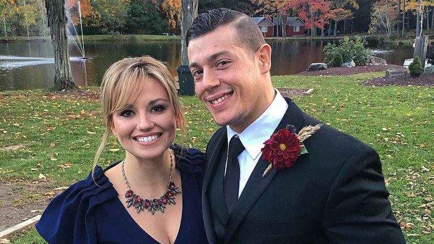 "Cortney Hendrix und Jason Carrion, ""Married at First Sight""-Teilnehmer"