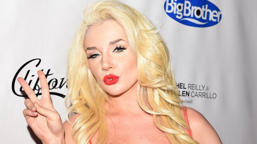 """Courtney Stodden bei der """"Big Brother""""-Party in LA"""