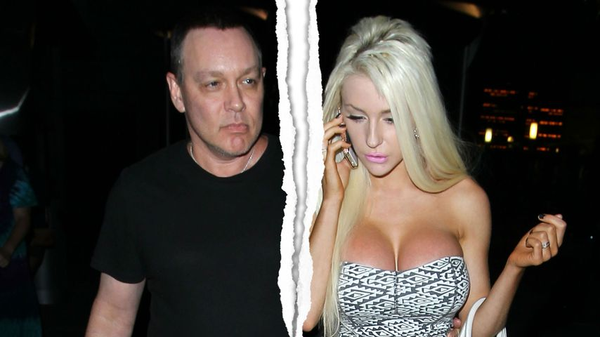 Alles aus! Courtney Stodden bestätigt Trennung von Ehemann!