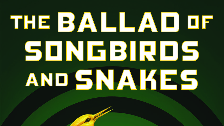 "Buchcover von ""The Ballad Of Songbirds and Snakes"""